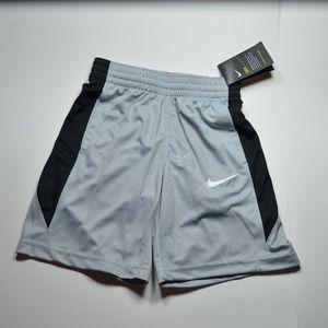 New Nike Boys Dry Avalanche Basketball Shorts Sml